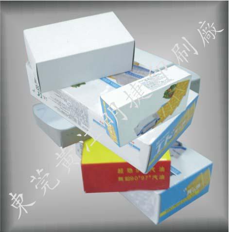 惠州白盒,纸盒,彩盒,惠州石湾印刷厂,包装盒,天地盒,手工盒
