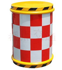 玻璃钢防撞桶 隔离墩 交通水马 塑料水马 水马批发 小水马