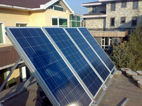 黑龙江太阳能发电