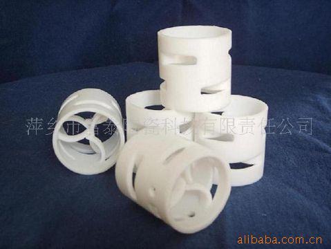 陶瓷鲍尔环填料