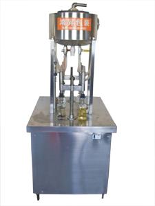 青州鸿昇生产料酒灌装机,果汁灌装机,油类灌装机