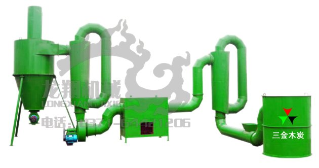 河南龙翔木炭机|机制木炭机|新型木炭机|环保木炭机
