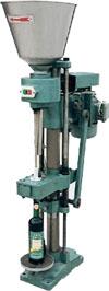 青州鸿昇生产封口机、自动压盖机、塑防自动压盖机