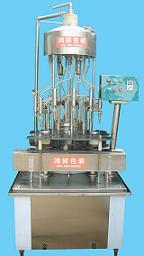 青州鸿昇生产老抽王灌装机、灌装设备、灌装机械