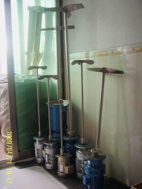 加药搅拌机,液体搅拌机,污水处理搅拌机