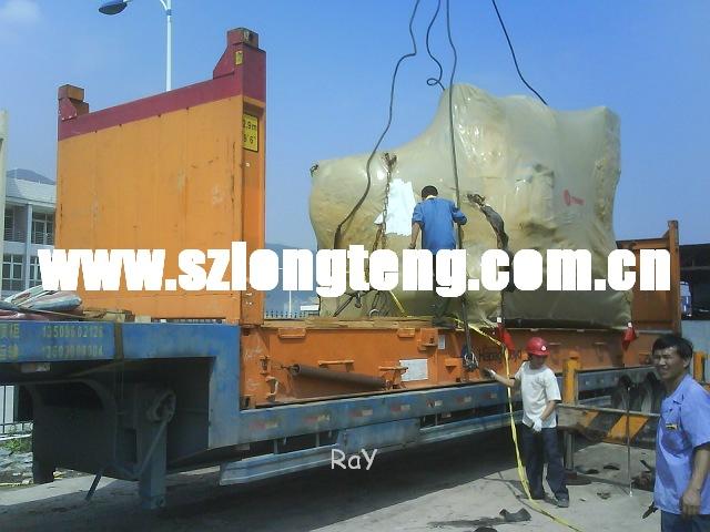 深圳特种集装箱特种柜运输和货物捆绑捆扎固定服务