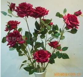 玫瑰仿真花月季