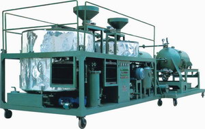 ZSC 系列内燃机油废机油再生处理设备