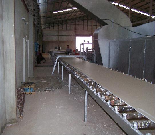 纸面石膏板生产设备