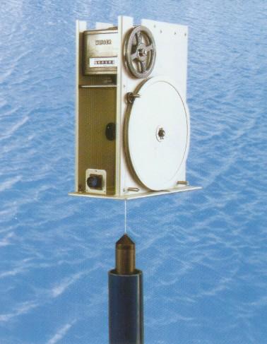 浮子式细井水位计