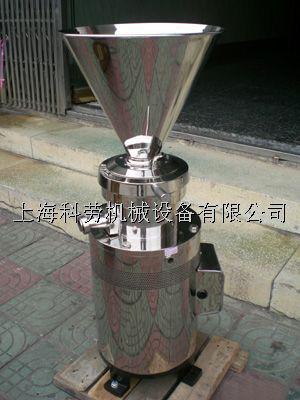 胶体磨=管道过滤器=板式换热器(上海科劳机械)