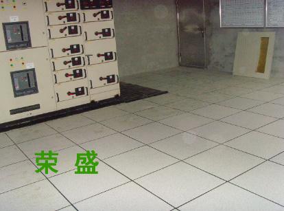 防静电地板 全钢活动防静电地板 全钢高架防静电地板 OA地板