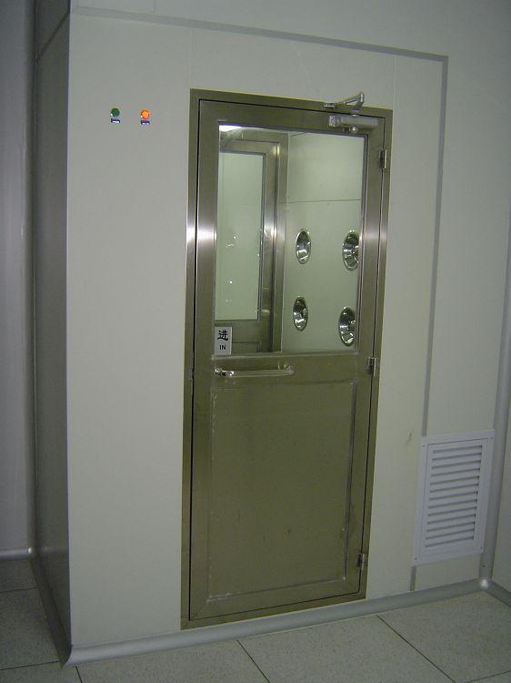上海洁净棚,超净工作台,机械互锁传递窗