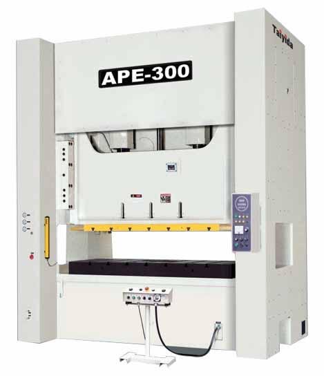 APE系列闭式双曲轴精密钢架冲床