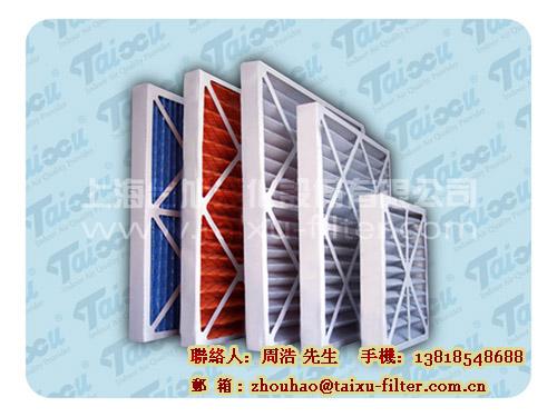 纸框过滤网,纸框空气过滤网,G3初效过滤器