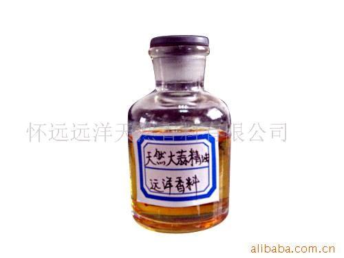 纯天然食品级大蒜油