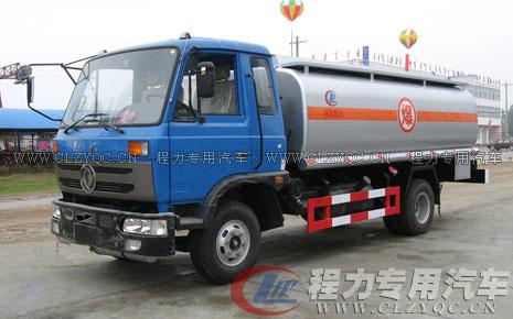东风三平柴电脑税控加油车15271316789(国Ⅲ)