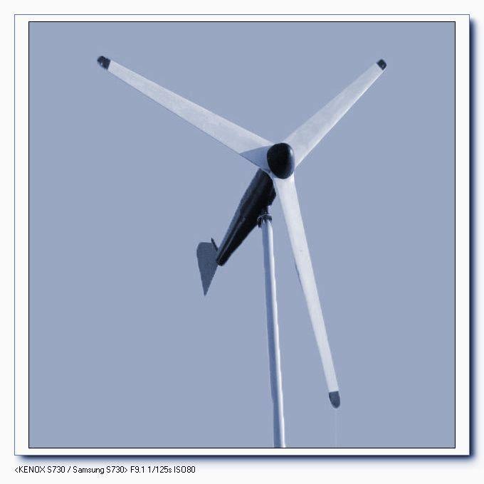 家用型风力发电机系统