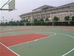室内体育场地-篮球场,网球场,羽毛球场材料及施工改造