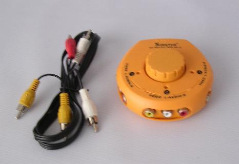 电视信号选择器 (AV-选择器)