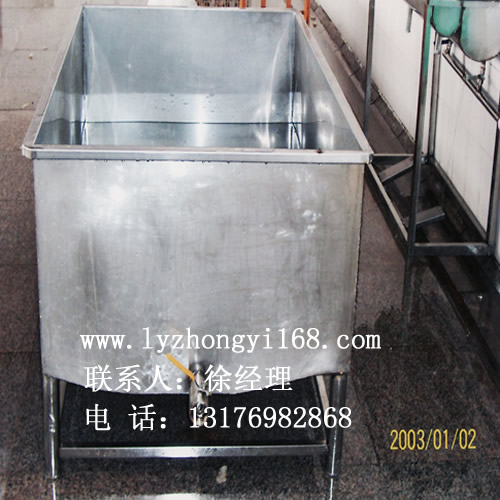 不锈钢水箱加工制作图(图)