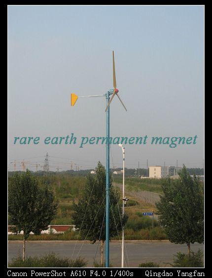 高防腐性能风力发电机组