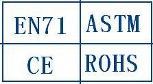 模型玩具欧盟EN71,美国ASTM和ROHS检测,玩具安规认证