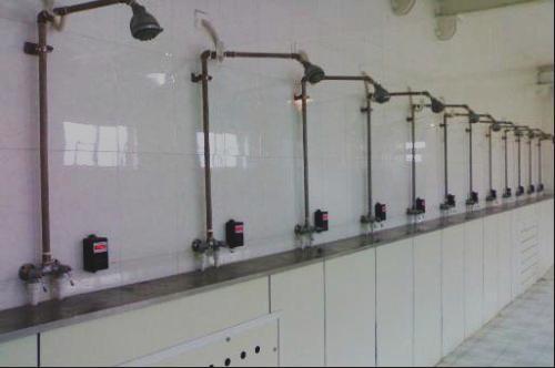 浴室专用IC卡节水控制器