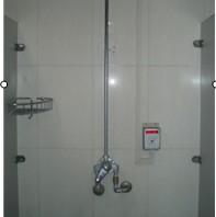 IC卡刷卡淋浴控水系统