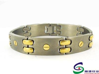 电金手链(YSL1-008)手链生产厂家