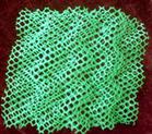 垃圾填埋场专用三维排水网 护坡土工网生产厂家13053810500