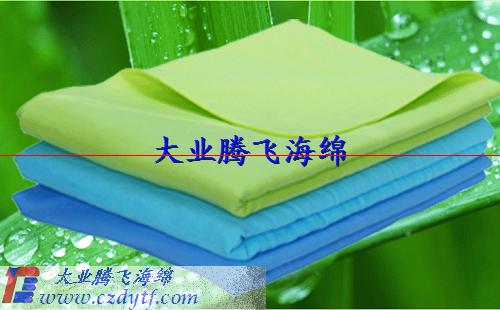 pva鹿皮海绵巾