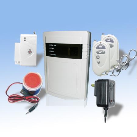 GSM网络报警系统迷你型GSM防盗报警器