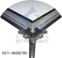 铝合金防静电地板 河南抗静电地板