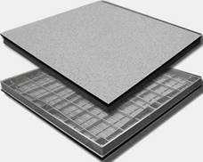 铝合金防静电地板、机房地板、机房墙板