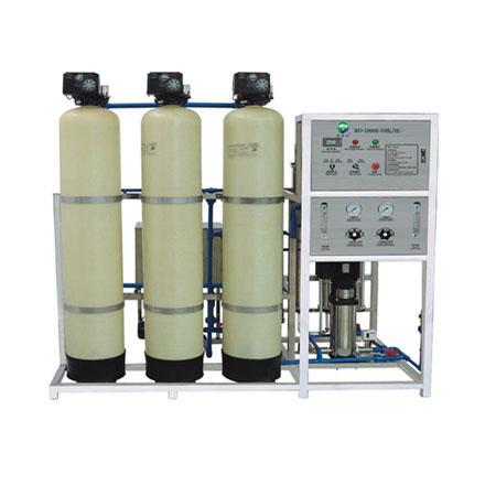 反渗透+ 离子交换纯水处理设备(15000元/台)