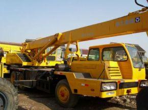 供应二手吊车徐工16吨吊车-二手16吨吊车供求市场
