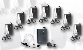 山东无线讲解设备AG300