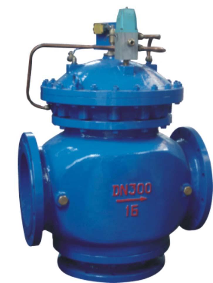 DY600X三通过滤控制阀