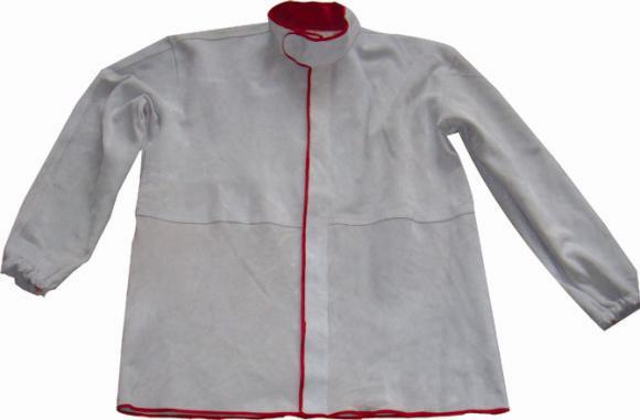 牛二层防护皮衣/夹克