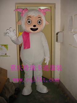 贵州贵阳卡通服装,卡通人偶服饰,遵义表演服装道具喜洋洋