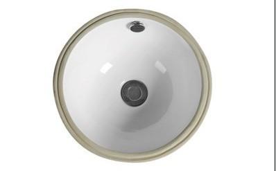 陶瓷圆形台下盆(CB015)