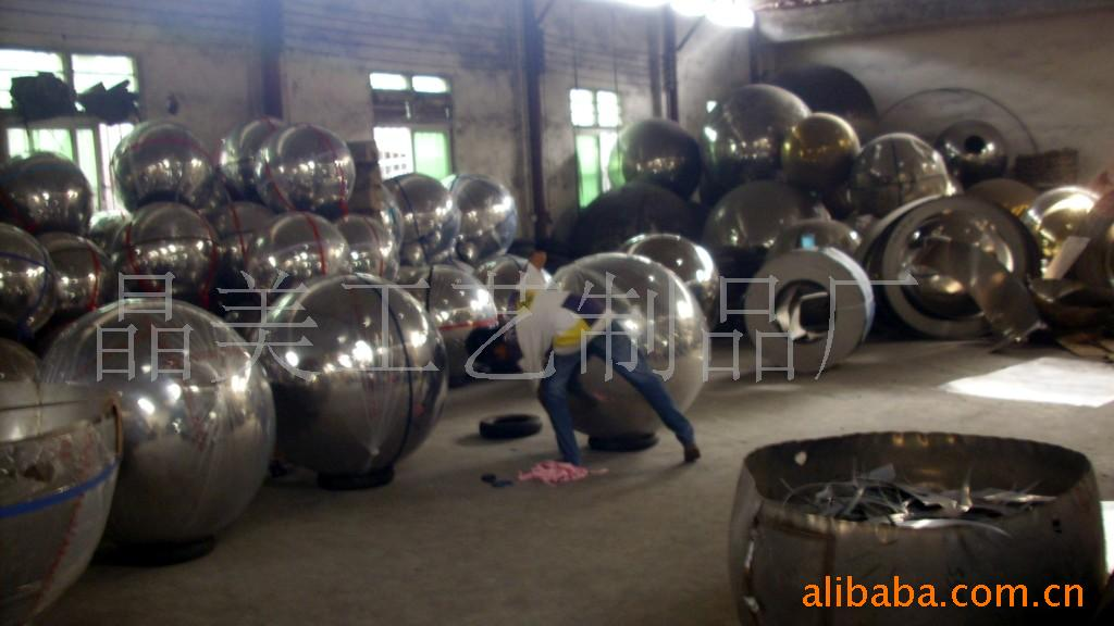 深圳钢球厂家/不锈钢空心球/半圆空心钢/ 钢球