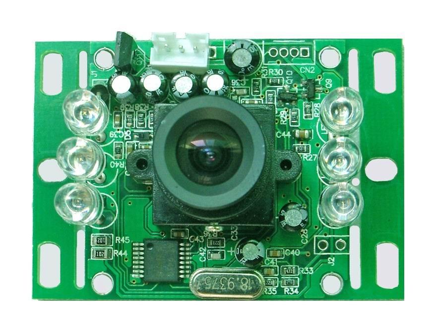CCD,CMOS单板机摄像头模组,楼宇对讲单板机