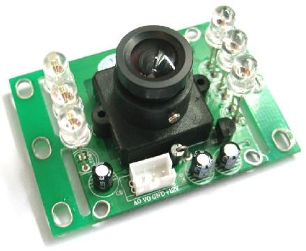 供应黑白CMOS单板摄像机