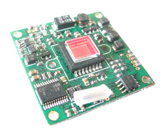 供应彩色CMOS单板机模组