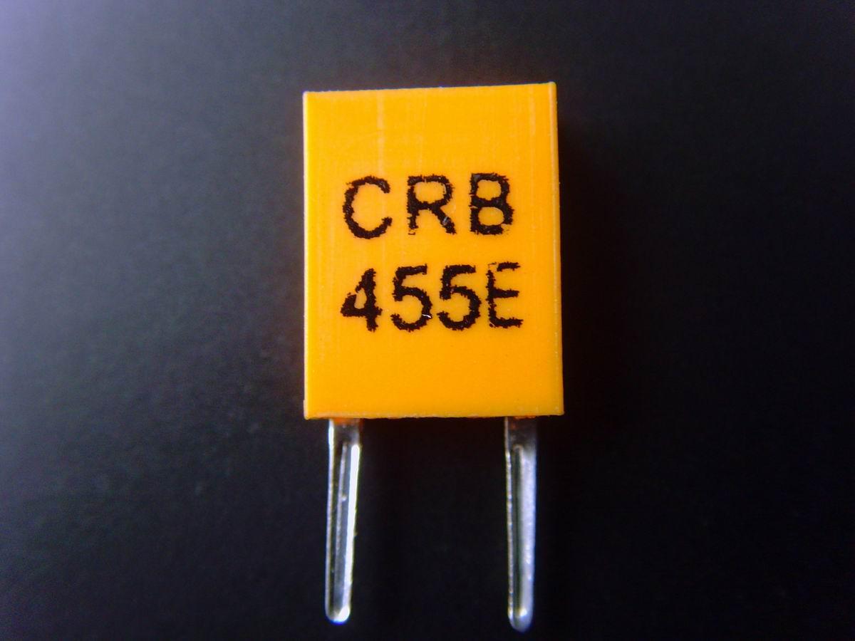 CRB455E晶振