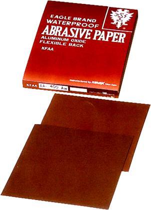 日本红鹰砂纸