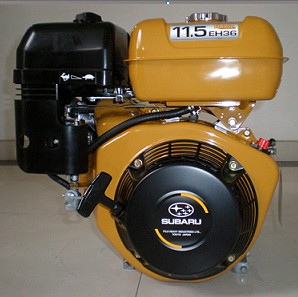 罗宾EH36发动机