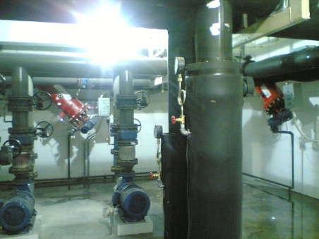 中央空调循环水系统专用过滤器北京微朗世纪010-88593046